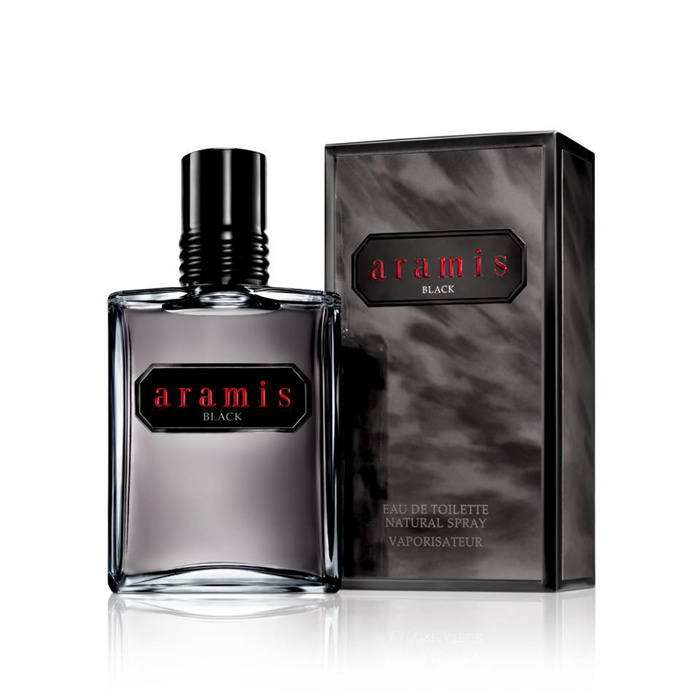 Aramis Black For Men Eau De Toilette 100ml