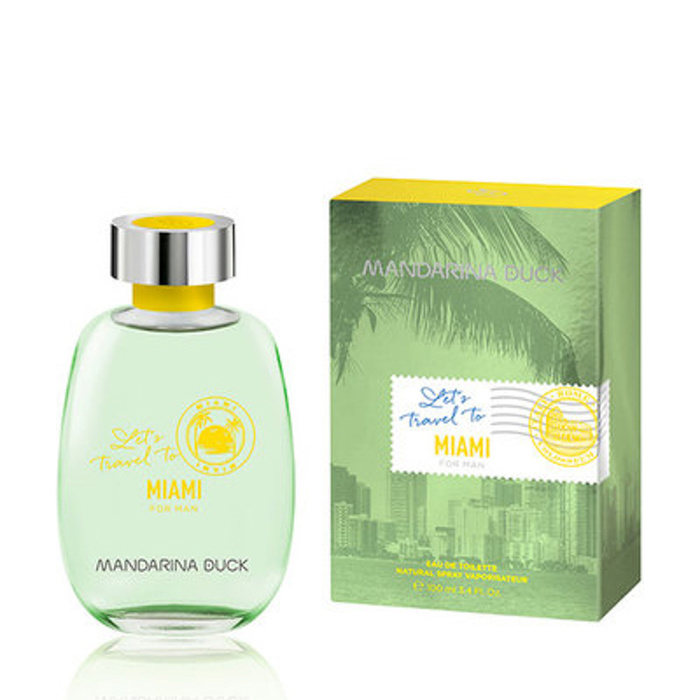 Travel To Miami Man EDT 100ml