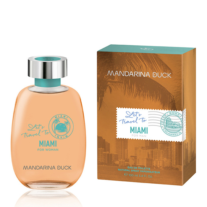 Travel To Miami Woman EDT 100ml