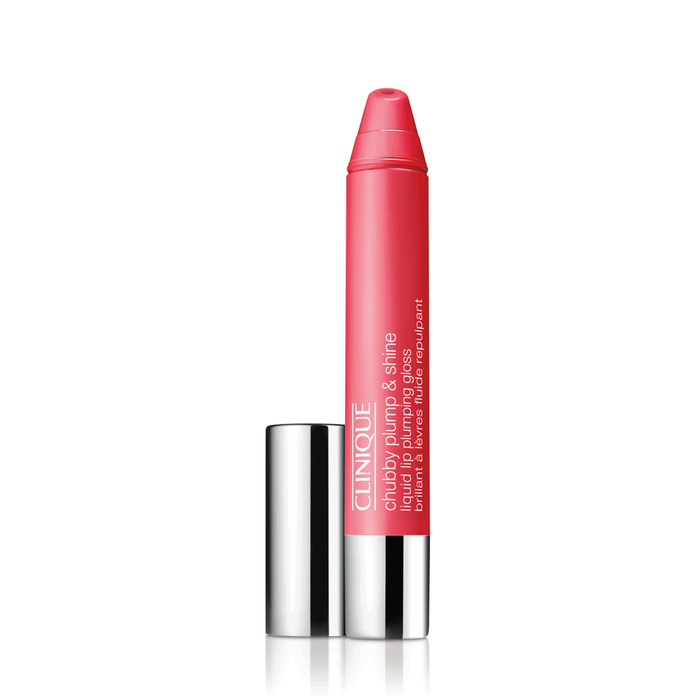 Chubby Plump & Shine Liquid Lip Plumping Gloss - Powerhouse Punch