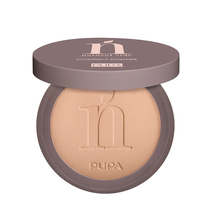 NATURAL SIDE Compact Powder 002 Natural Beige