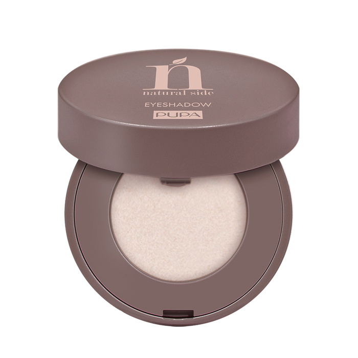 NATURAL SIDE Eyeshadow 003 Silky White