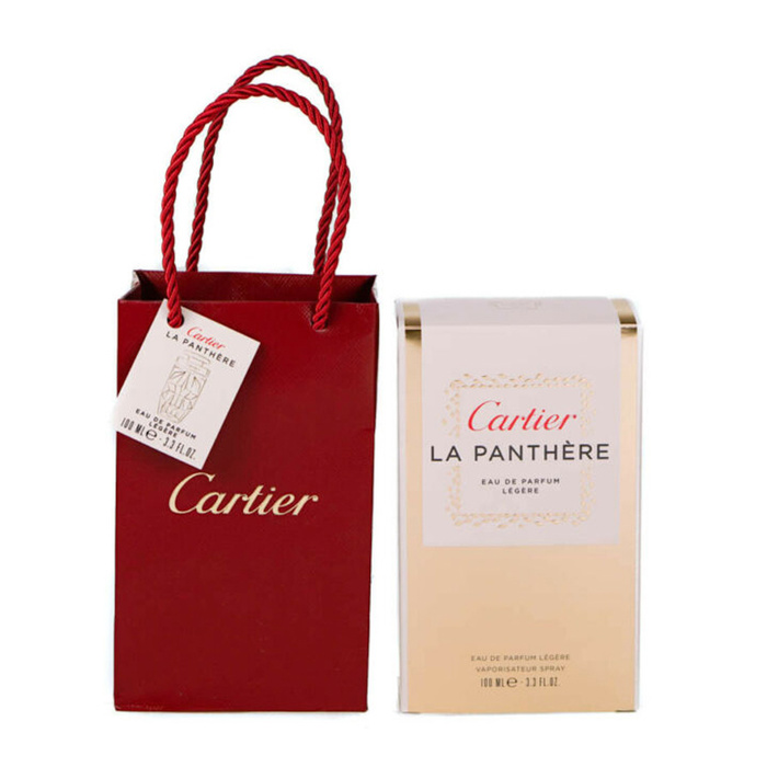 La Panthere Legere EDP 100ml & red bag