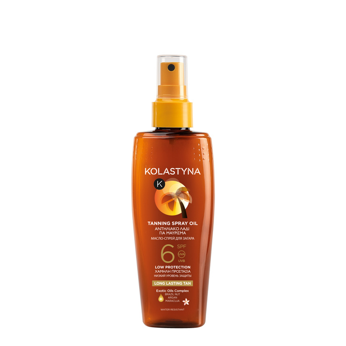 Kolastyna Suncare Oil SPF6 150ml