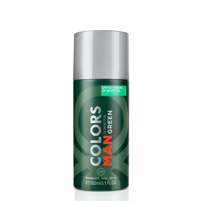 Colors Man Green Deodorant Spray 150ml