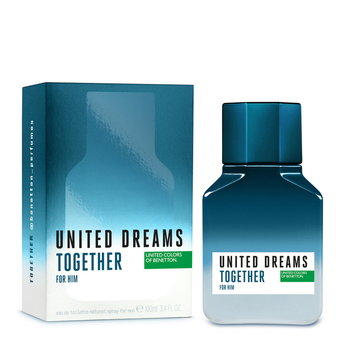 United Dreams Together For Him EDT 100ml
