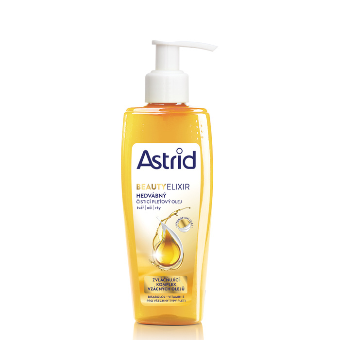 ASTRID Beauty Elixir Cleansing Oil 145ml
