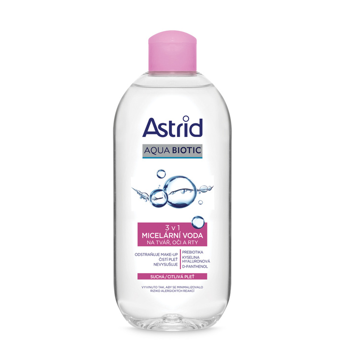 ASTRID Aqua Biotic  Micellar Water 400ml