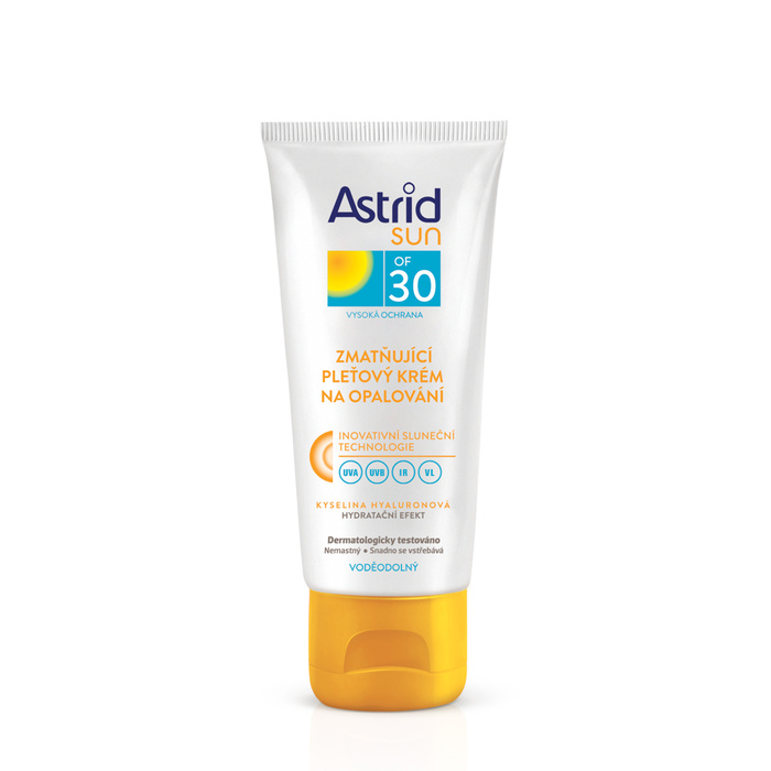 ASTRID SUN Face Protection Cream SPF30 75ml