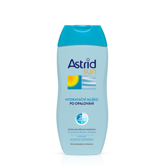 ASTRID SUN After Sun Body Milk 200ml