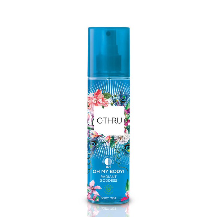 C-THRU Body Mist Radiant Goddess 200ml