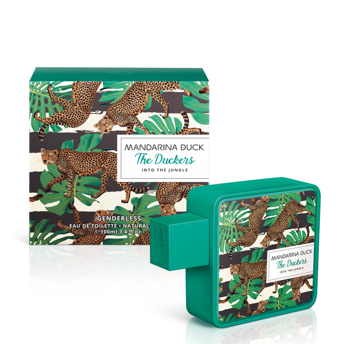 The Duckers - Into The Jungle EDT 100ml