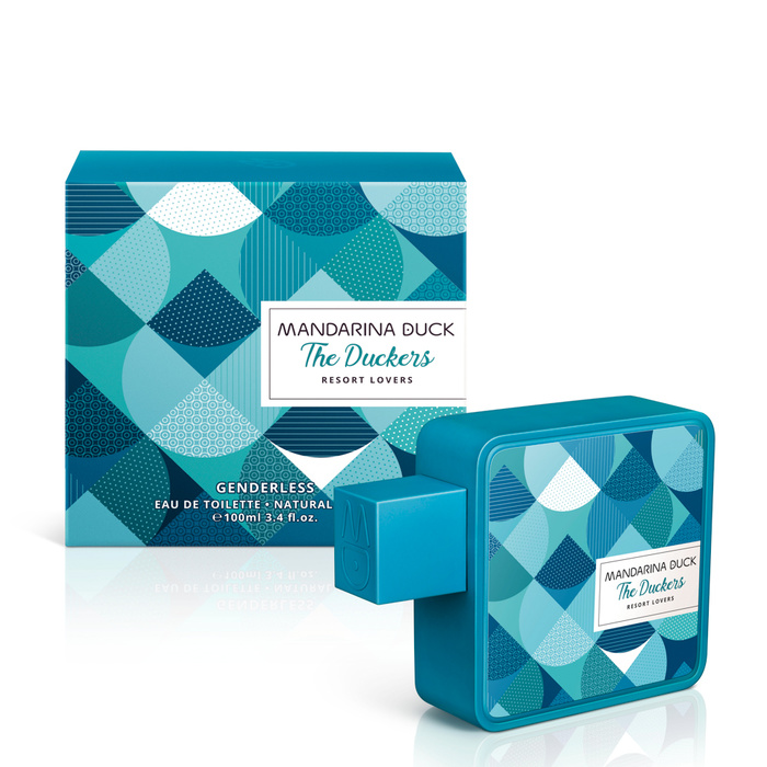 The Duckers - Resort Lovers EDT 100ml