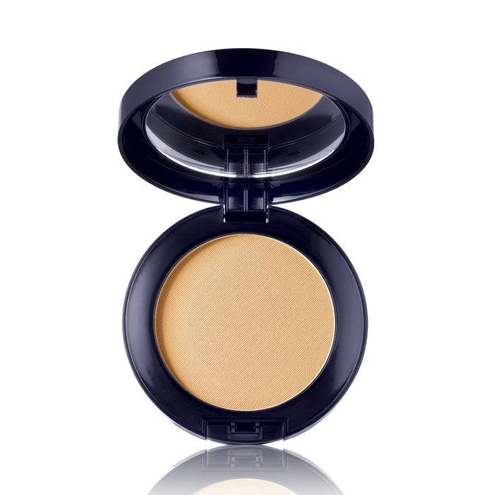 Perfecting Pressed Powder Set. Blur. Finish - Light / Medium