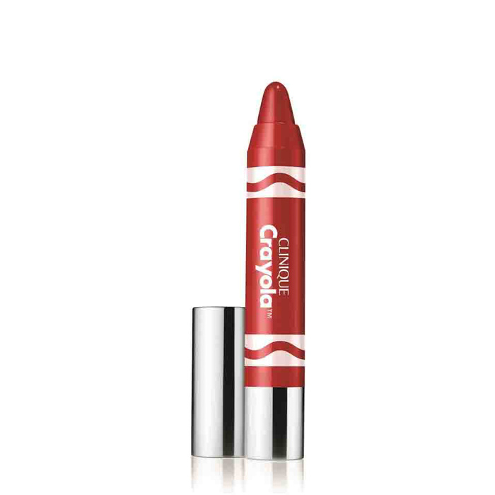 Clinique Crayola Chubby Stick Intense Lip Colour Balm - Brick Red