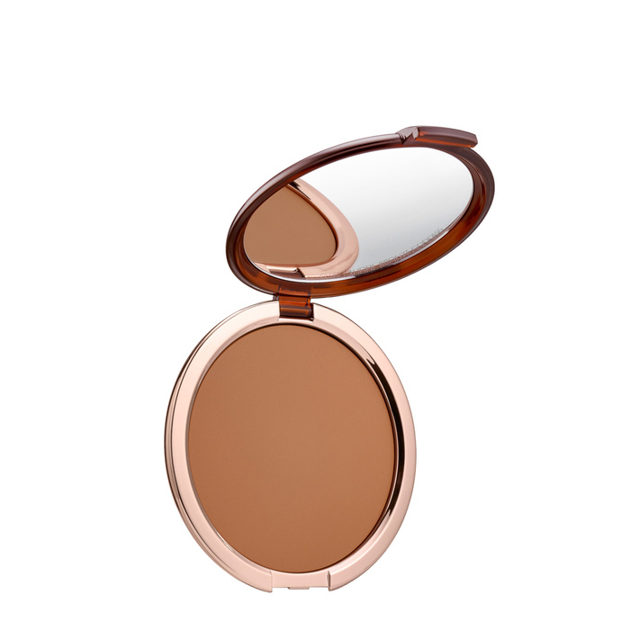 03 Powder Bronzer Medium Deep - Medium Deep