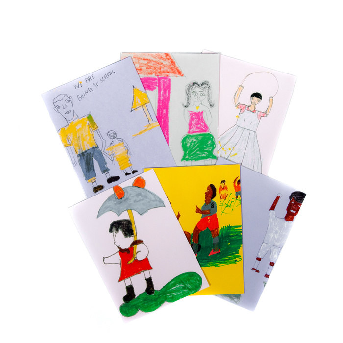 Holiday Cards x 6