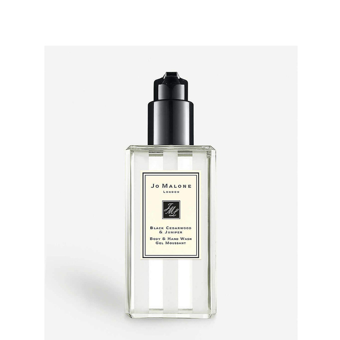 Black Cedarwood & Juniper Body & Hand Wash 250ml