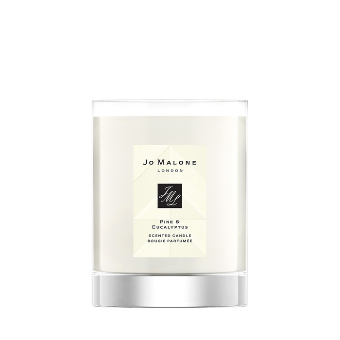Pine & Eucalyptus Travel Candle 60g
